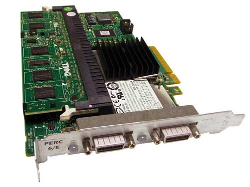 Dell F989F Perc 6e DC 512MB Raid Controller