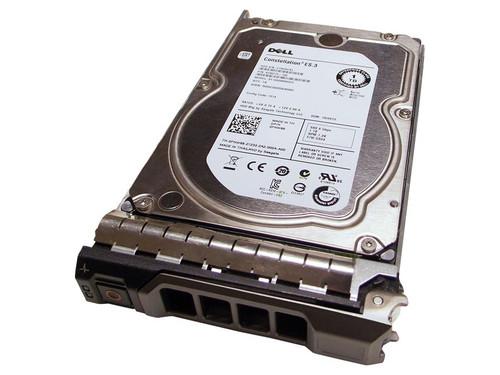 "Dell FNW88 Hard Drive 1TB 7.2K SAS 3.5"" in Tray"