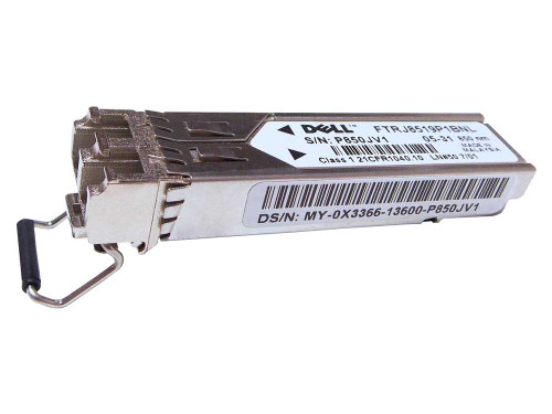 Dell X3366 2GB GBIC SFP Transceiver