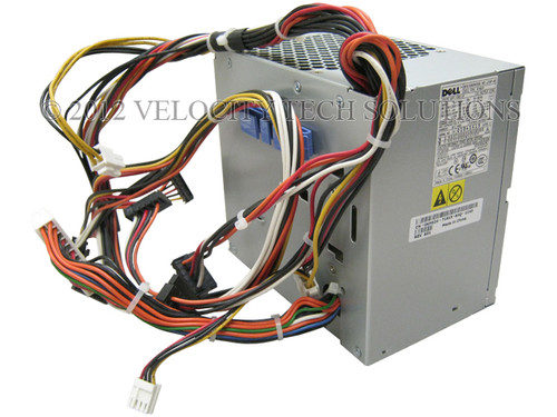Dell PH344 Non-Redundant Power Supply 375W