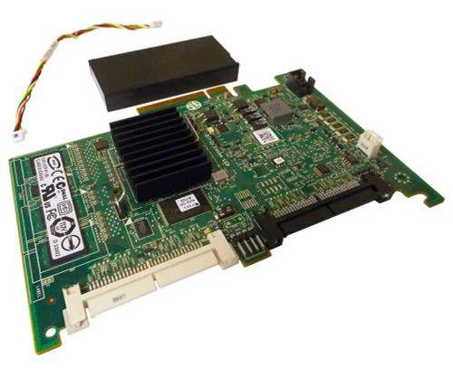 Dell 467-2724 Perc 6i SAS Raid Controller with Battery