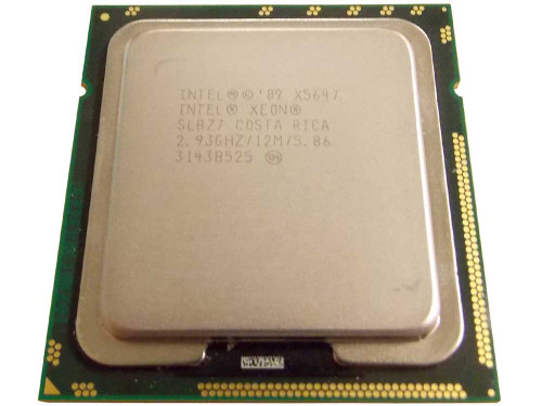 Dell PTNCP X5647 2.93Ghz Quad-Core Processor