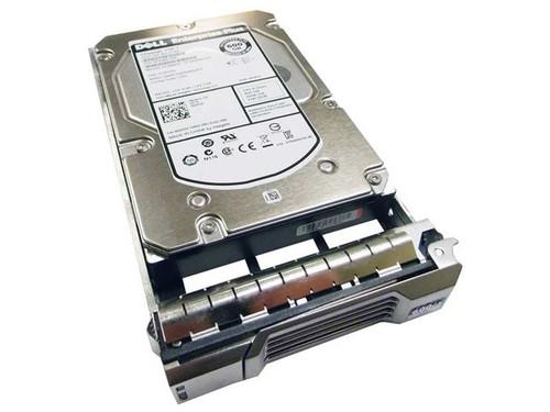 "EqualLogic 02R3X Hard Drive 600GB 15K SAS 3.5"" in Tray"