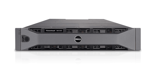 Dell PowerVault MD1200 Storage Enclosure - Customize Your Own