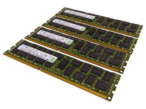 Dell 317-9079 Memory 32GB (4x8GB) PC3-12800R 2Rx4 - 4 Pack