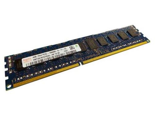 Dell MFTJT Memory 4GB PC3L-10600R 1Rx4