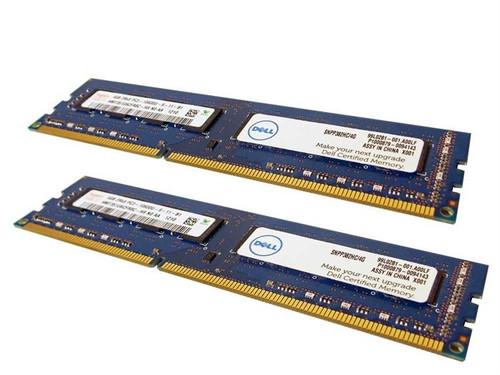 Dell 317-4538 Memory 8GB PC3-10600U 2Rx8 - 2 Pack