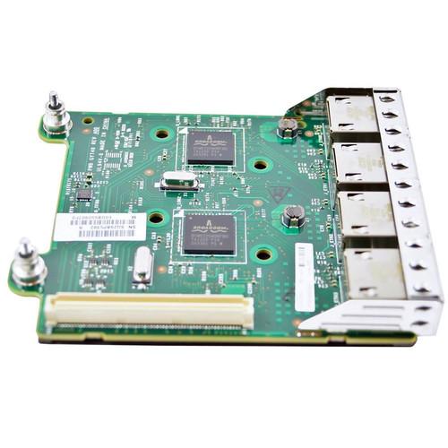 Dell RV23K 1GB Quad Port Daughter Card