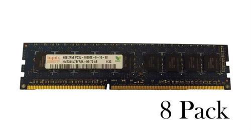 Dell 317-6531 Memory 32GB (8x4GB) PC3L-10600E 2Rx8 - 8 Pac