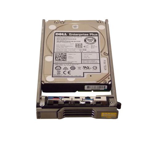 """EqualLogic F4VMK Hard Drive 900GB 10K SAS 2.5"""" in Tray"""