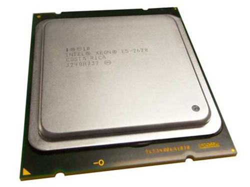 Dell 7XH72 E5-2620V2 2.1Ghz 6-Core Processor