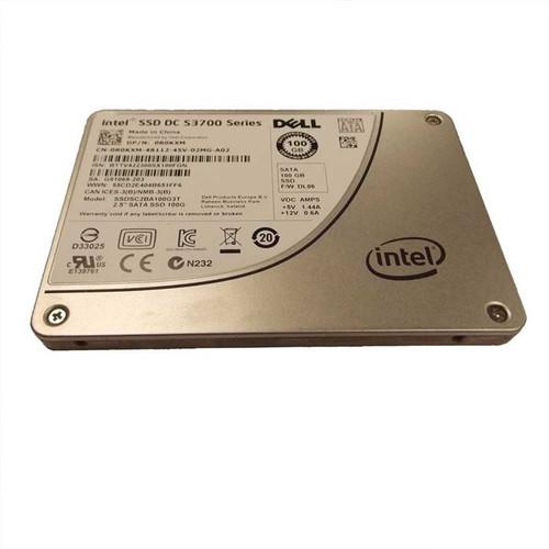 Dell R0KXM Hard Drive 100gb SATA SSD