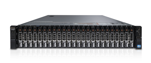 "Dell PowerEdge R720xd Server - 2.5"" Model - Customize Your Own"