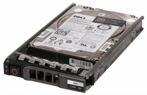 """Dell V2KWT Hard Drive 1.2TB 10K SAS 2.5""""SED in Tray"""