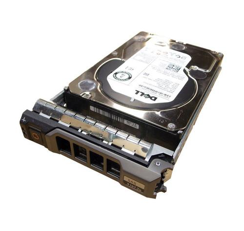 "Dell DPTW9 Hard Drive 3TB 7.2K SAS 3.5"" in Tray"