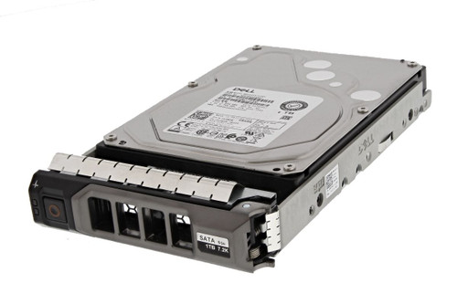 Dell K4M5W Hard Drive 1 TB 7.2k SATA 3.5 in Tray
