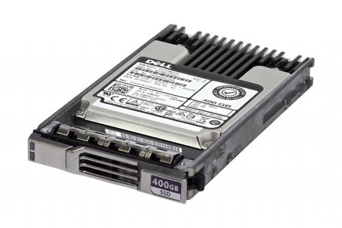 Dell GM5R3 Hard Drive 400 GB SSD SAS 2.5 in Tray
