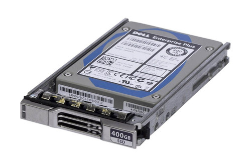 EqualLogic X10NT Hard Drive 400 GB SSD SAS 2.5 in Tray