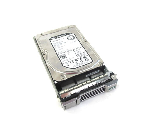 EqualLogic 0KK92 Hard Drive 3 TB 7.2K SAS 3.5 in Tray