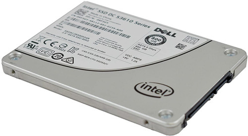 Dell 9F3GY Hard Drive 800 GB SSD SATA 2.5 in Tray