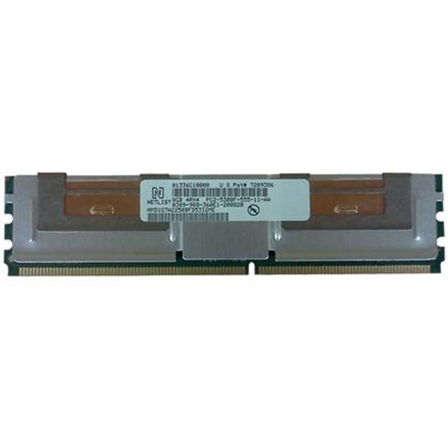 Dell M788D Memory 8GB PC2-5300F 4Rx4