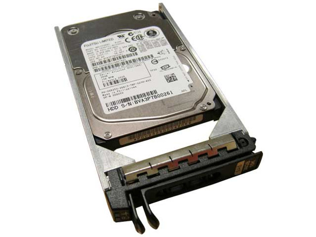 """Dell GX250 Hard Drive 36GB 15K SAS 2.5"""" in Tray"""