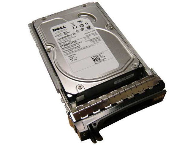 "Dell U717K Hard Drive 500GB 7.2K SAS 3.5"" in Tray"