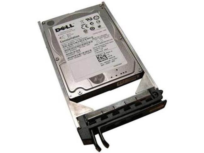 "Dell K831N Hard Drive 500GB 7.2K SAS 2.5"" in Tray"