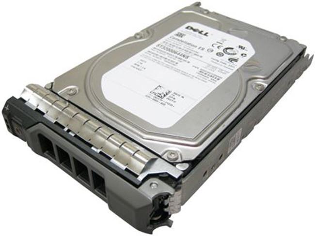 """Dell VGY1F Hard Drive 2TB 7.2K SATA 3.5"""" in Tray"""