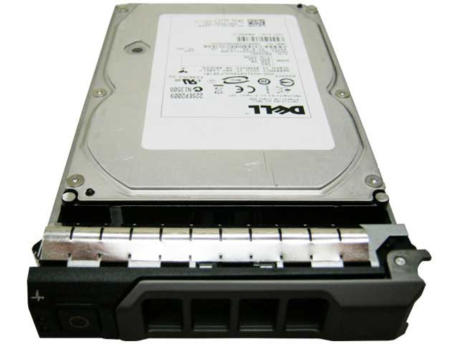 "Dell XX517 Hard Drive 450GB 15K SAS 3.5"" in Tray"