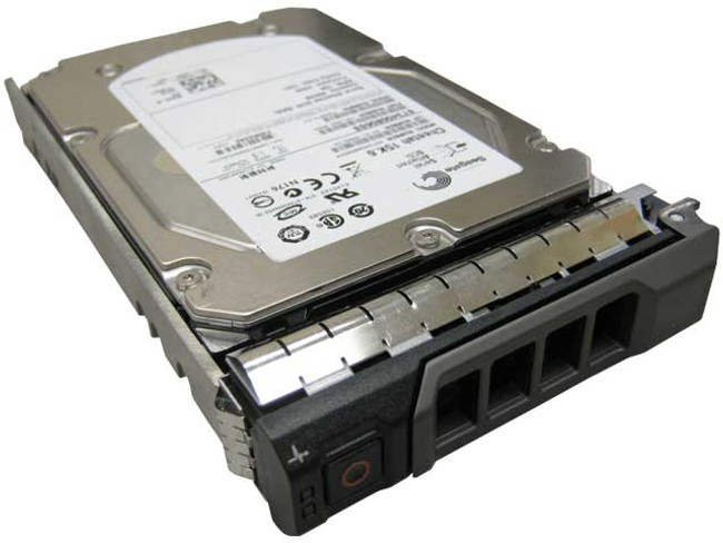 "Dell FM501 Hard Drive 450GB 15K SAS 3.5"" in Tray"