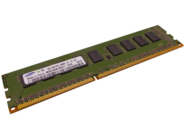 Dell G481D Memory 1GB PC3-8500E 1Rx8