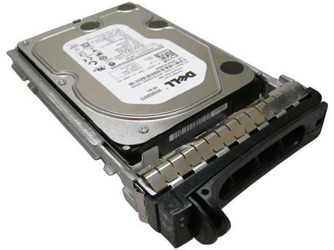 "Dell 341-7001 Hard Drive 500GB 7.2K SATA 3.5"" in Tray"