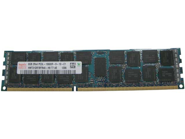 Dell DTP8N Memory 8GB PC3L-10600R 2Rx4