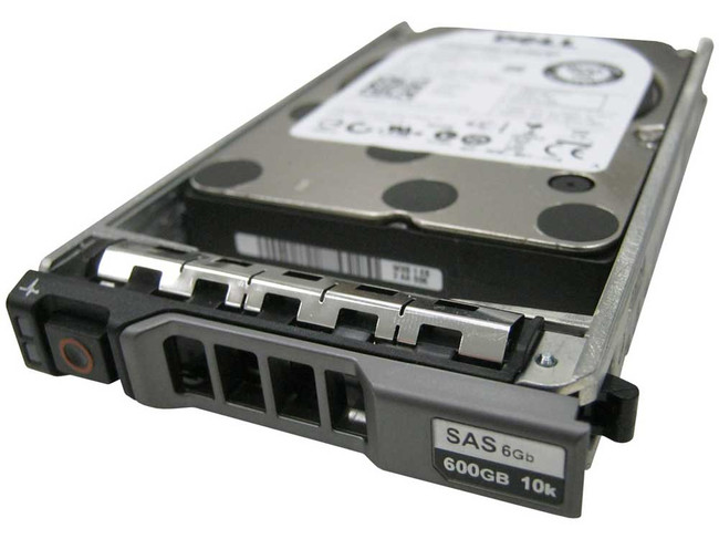 "Dell 96G91 Hard Drive 600GB 10K SAS 2.5"" in Tray"