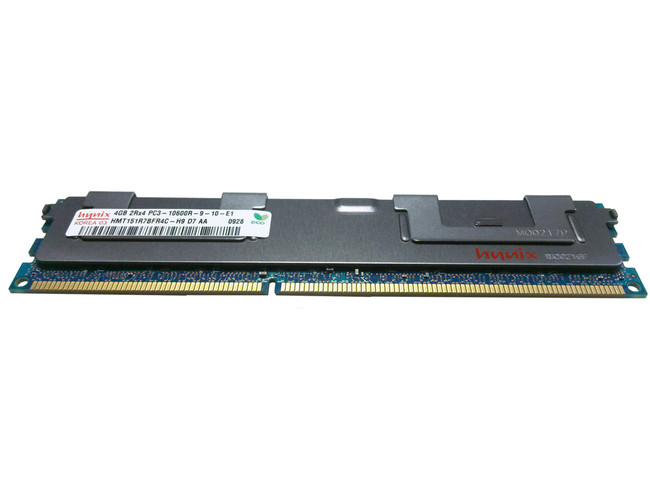 Dell NN876 Memory 4GB PC3-10600R 2Rx4