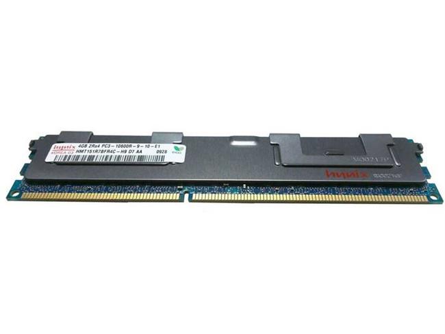 Dell 32WYH Memory 4GB PC3-10600R 2Rx4
