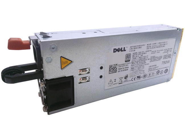 Dell CNRJ9 Redundant Power Supply 750W