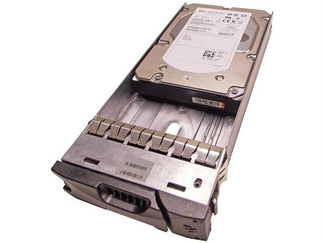 EqualLogic 0VX8J Hard Drive 600GB 15K SAS 3.5