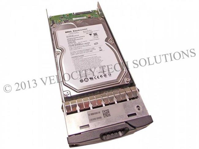 "EqualLogic 0950484-03 Hard Drive 1TB 7.2K SATA 3.5"" in Tray"