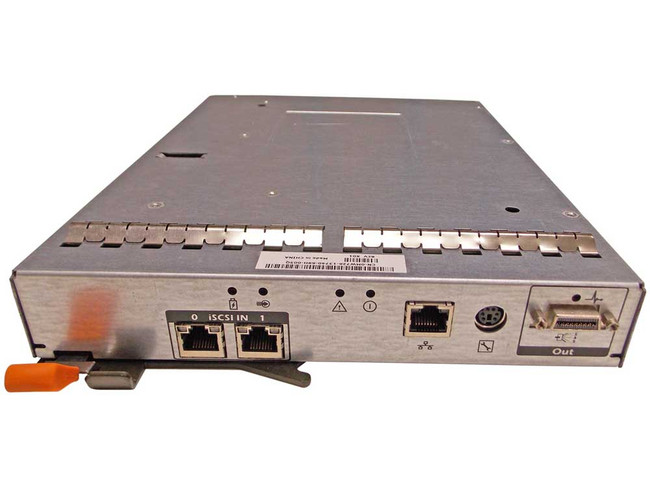 Dell X2R63 2 Port iSCSI Controller for PowerVault MD3000i