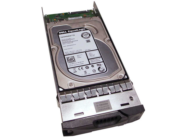EqualLogic 9JW152-536 Hard Drive 500GB 7.2K SATA 3.5""