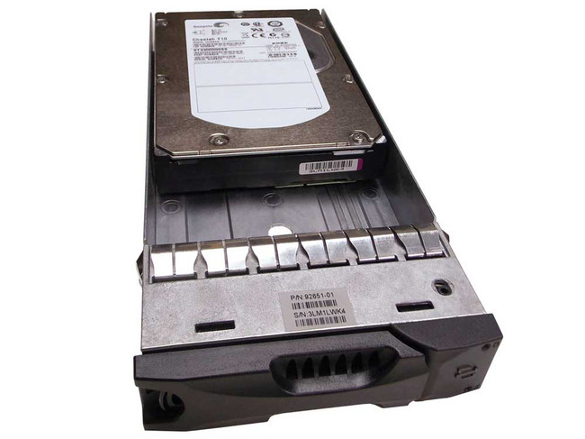 "EqualLogic 92651-01 Hard Drive 300GB 10K SAS 3.5"" in Tray"