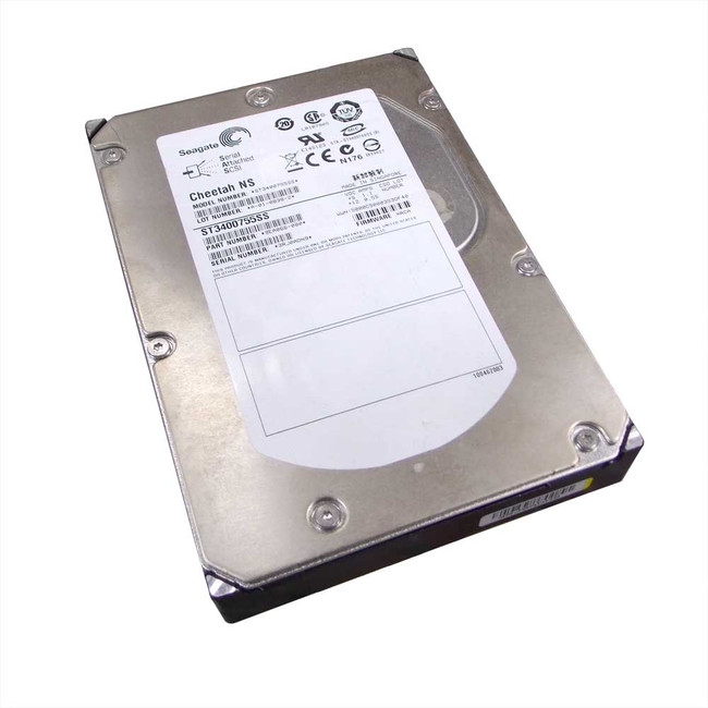 EqualLogic 94558-01 Hard Drive 400GB 10K SAS 3.5""