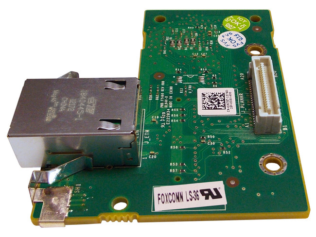 Dell J675T iDRAC 6 Enterprise Card