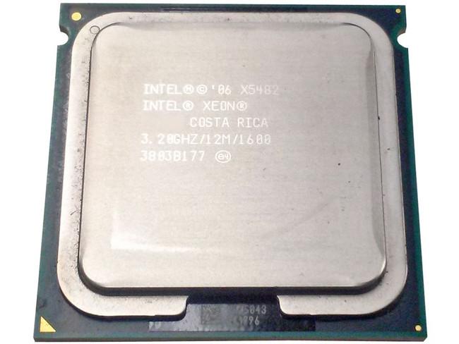 Dell CW144 X5482 3.2Ghz Quad-Core Processor