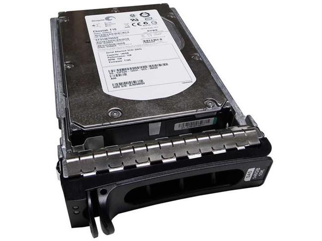 Dell JP620 Hard Drive 146GB 10K SAS 3.5