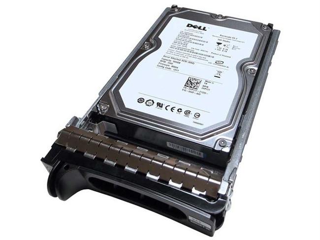 "Dell YP777 Hard Drive 500GB 7.2K SAS 3.5"" in Tray"