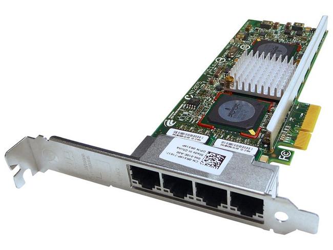 Dell R519P PCI-E Quad Port NIC