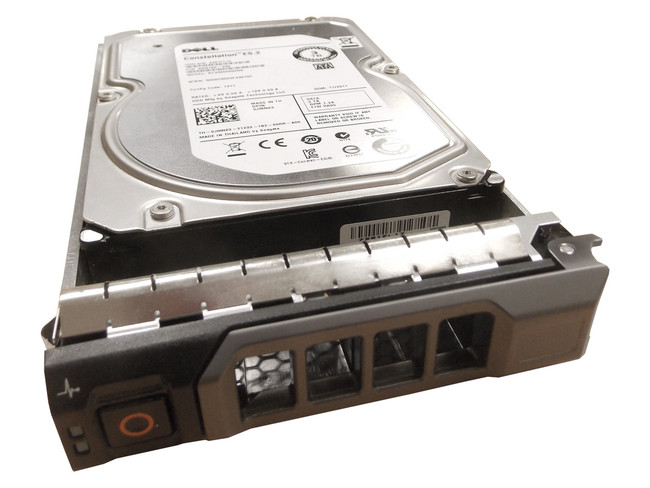 "Dell JMN63 Hard Drive 3TB 7.2K SATA 3.5"" in Tray"